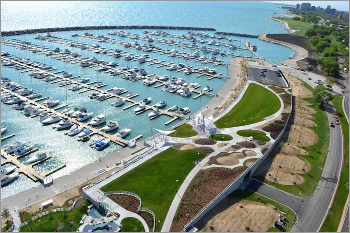 31st Street Harbor Welcome To Pinnacle Yachts