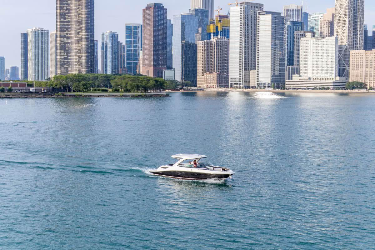 Pinnacle's Sea Ray SLX 350 Powerboat - WELCOME TO PINNACLE ...   1200 x 800 jpeg 264kB
